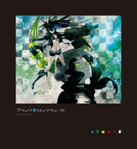 Black Rock Shooter  Blu-ray & DVD box set