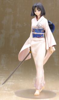 Shiki Ryougi from Kara no Kyoukai : Scale Figure
