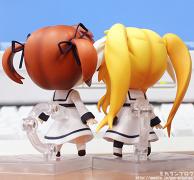 Nendoroid Nanoha Takamachi & Fate Testarossa