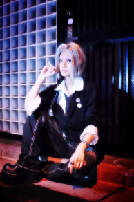 Hayato Gokudera Cosplay (Reborn!)