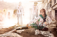 Highschool of the Dead Cosplay