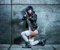 Major Motoko Kusanagi Cosplay