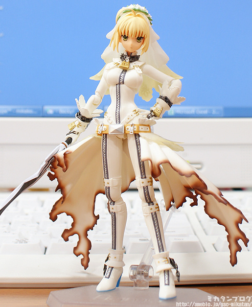 From Fate/extra Ccc Figma
