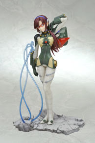 "Mari Illustrious Makinami ""Plug Suit Style"" figure"