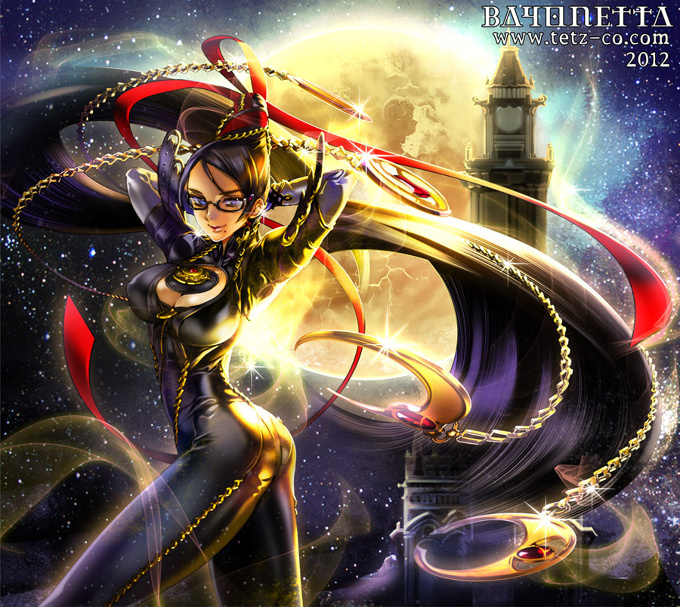 Bayonetta Fan Art Bayonetta Fan-art