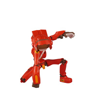 "Figure of Canti from ""Fooly Cooly"""
