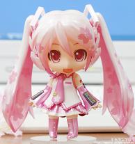 Nendoroid Sakura Miku!
