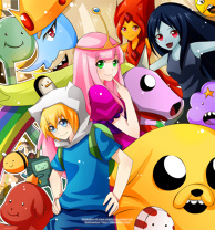 Adventure Time - Fanart