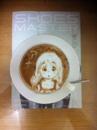 """Kawaii"" Characters Latte Art!"