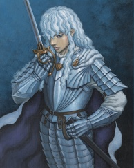 "Blu-ray/DVD ""Berserk Golden Age Arc II: The Battle for Doldrey"""