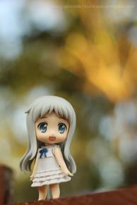 Nendoroid Menma Figure Photography