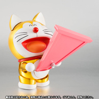 Limited Edition Golden Doraemon Figure