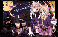 Trick and Treat☆