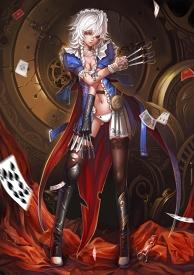 Dangerous Maid