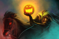 All Hallows' Eve Greetings