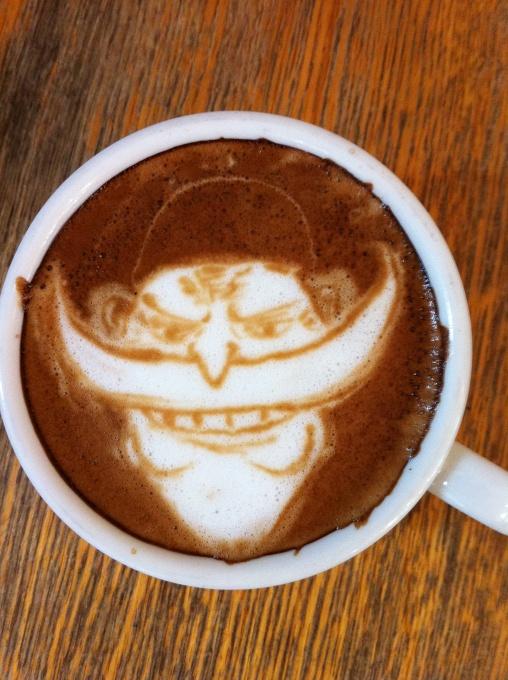 Latte Art ONE PIECE