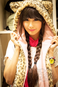 World Famous Cosplayer Alodia Gosiengfiao Visits Japan!