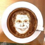 Obama and Romney Latte Art! (4/5)