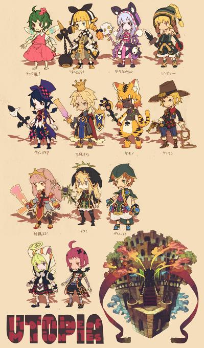 frontline of mario tes character design   creators gallery