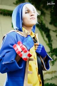 Soma - God Eater cosplay