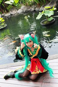 Butterfly Miku
