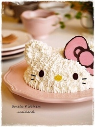 Kitty-chan Cake!
