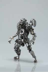 Awesome Works Created from Mechanical Components!