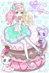 sweetie doughnut