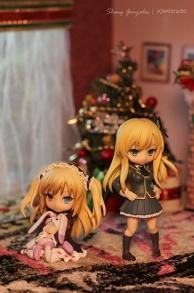 Kobato and Sena