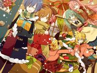 A family's Christmas