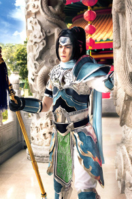 Dynasty Warrios 7 - Zhao Yun