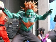 Street Fighter IV - Blanka