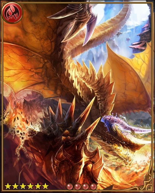 Dragons Blood Ring