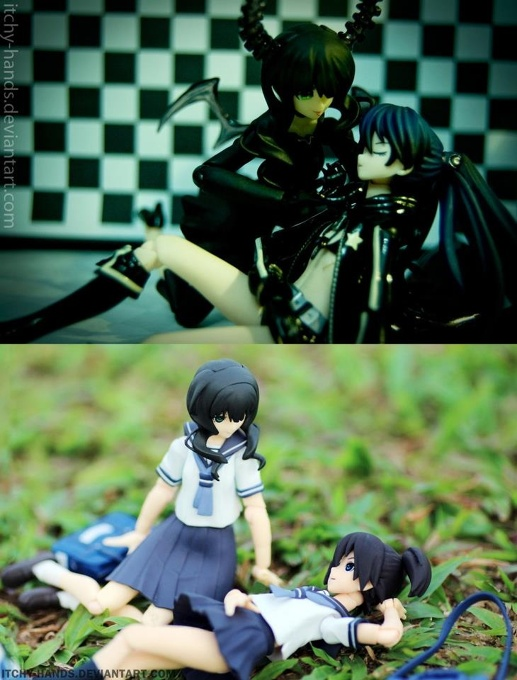 Black Rock Shooter : Surrogate