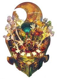 【PFV】Arrow the summoner(vignette)