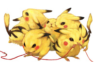 Pikachu Looking for a New Home