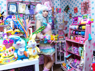 HARAJUKU CYBER by HARDWARE GIRLS