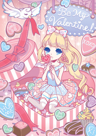 ♡Be My Valentine♡