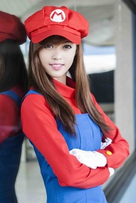 super mario female