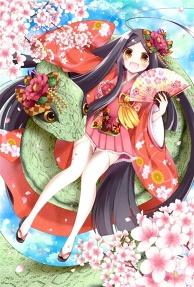 Suwahime★2013 NewYear Card