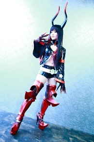 BLACK★ROCK SHOOTER GOLDSAW