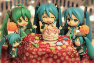 Happy Miku's Thanksgiving Day!