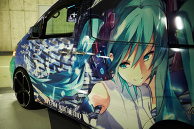 Itasha Miku    Going Beyond Just Visuals,New Itasya Amaze With Sound