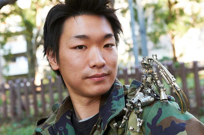 Daisuke Shimodaira, мастер из Японии