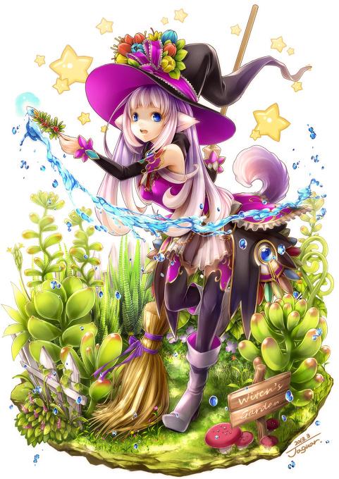 Witch 39 S Garden Tokyo Otaku Mode Gallery