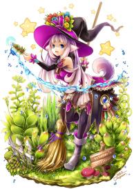 Witch's Garden