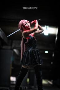 Mirai Nikki: Gasai Yuno