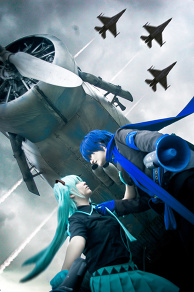Love is War - Kaito and Miku