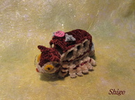 Kawaii♪ Want to Try to Ride the Pipe Cleaner Catbus?