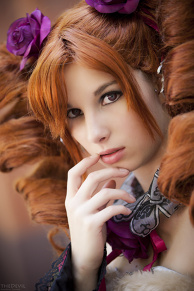 Soul Calibur 4 - Amy Sorel